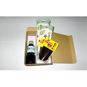 【ふるさと納税】上野の杉樽仕込みもろみとつゆとそうめんのセット 【味噌・みそ・調味料】