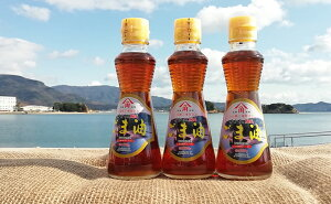 【ふるさと納税】かどやの金印純正ごま油3本セット小豆島工場限定ラベル【食用油・ごま油・調味料】