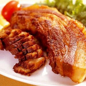 【ふるさと納税】焼き豚P 焼豚バラ肉300g×2 【お肉・豚肉・肉の加工品】