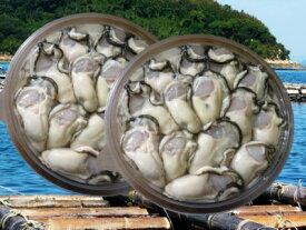 【ふるさと納税】(予約受付中:旬にお届け!2020年1月から4月までの期間限定出荷!)香川県多度津町産 白方かき むき身 400g×2パック(加熱用)〔提供:株式会社 牡蠣屋りょうせん〕