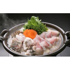 【ふるさと納税】愛南のクエ鍋セット 【魚貝類・加工食品】 お届け:2019年11月15日〜2020年4月中旬