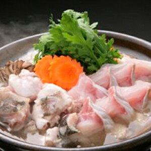 【ふるさと納税】クエ鍋満足セット〜クエを旬の野菜と一緒に だいだいポン酢を添えて〜 【鍋セット・魚介類】