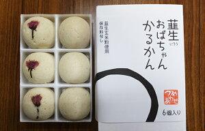 【ふるさと納税】韮生おばちゃんかるかん(香美市) お菓子