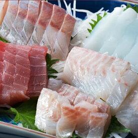 【ふるさと納税】RK010おさしみセット【3〜5品】<魚 鮮魚 刺身 鯛 その他 送料無料>