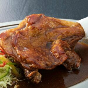 【ふるさと納税】初音 彩どり 鶏もも肉のたれ焼き 4本 約350g×4 骨付き タレ 味付き 肉 鶏肉 もも肉 モモ肉 鳥肉 とり肉 焼き鳥 焼鳥 やきとり ヤキトリ パーティー 惣菜 冷凍 簡単調理 送料無
