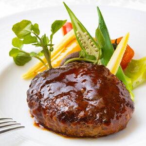 【ふるさと納税】土佐あかうし100%ハンバーグステーキ(自家製ソース2種)150g×6個<SB004>