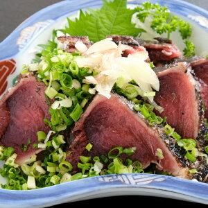 【ふるさと納税】かつおのたたき 2節 料亭花月 魚 加工品 惣菜 送料無料 <KG020>