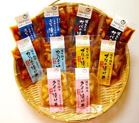 【ふるさと納税】海鮮丼 「高知のお魚漬け丼セット」 5種類・各2パック 新鮮な魚をこだわりのタレに漬け込みました! お茶漬けにも うるめいわし サバ 鯛 カンパチ ブリ 送料無料