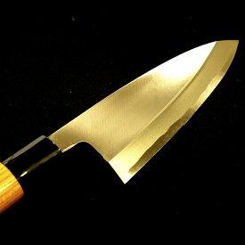 【ふるさと納税】四百年の伝統技法、日本三大刃物 出刃包丁白紙二号 15cm