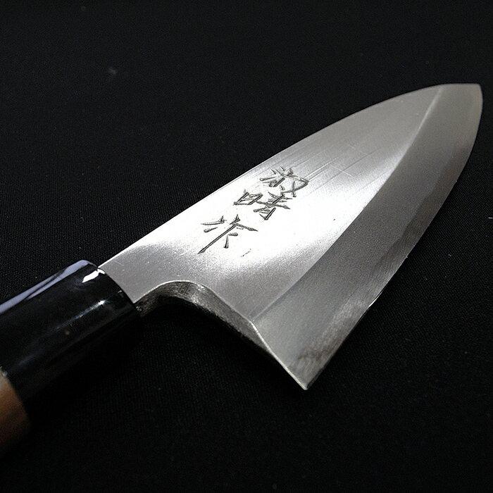 【ふるさと納税】【日本三大刃物・土佐打ち刃物】出刃包丁(16.5cm) 青紙2号