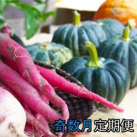 【ふるさと納税】野菜【奇数月】定期便 香南市のお野菜詰め合わせコース【送料無料】 6回 配達 旬