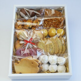 【ふるさと納税】★お菓子と雑貨おひさん ほっこりクッキー詰合せ【送料無料】小袋 分けやすい
