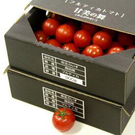 【ふるさと納税】フルーツトマト 完熟 糖度8以上高糖度&高機能性 フルーツトマト2Kg送料無料 数量限定 ギフト C-197