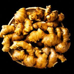 【ふるさと納税】特別栽培生姜2kg(高知県産) 【野菜・しょうが・ショウガ】
