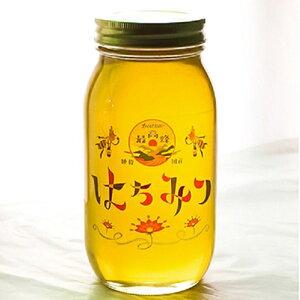 【ふるさと納税】【最高蜂】高知県産天然はちみつ 1kg 【蜂蜜・ハチミツ】