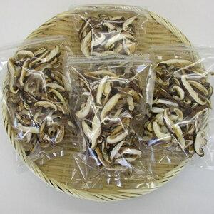 【ふるさと納税】色々なお料理に 乾燥スライス椎茸4袋セット(1袋30g入り) 【乾物・干し椎茸・干ししいたけ・加工食品・乾物】