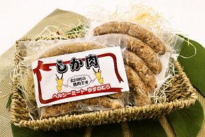 【ふるさと納税】しか肉ソーセージ400g×3袋