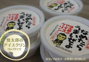 【ふるさと納税】慎太郎アイスクリンカップ10個