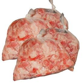 【ふるさと納税】訳あり 豚こま切れ肉 2kg(500gx4)【冷凍】豚肉 ぶた ブタ 切り落とし 小間切れ 小間肉 こま肉炒め物 煮物 豚汁 お好み焼き 豚キムチ炒めギフト梱包・のし不可【SaNeYam】