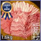 【ふるさと納税】南国高知の焼肉三昧セット1.6kg