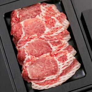 【ふるさと納税】Qsn-98【専門店直送】ブランド豚「厚切り柔らかステーキ2種セット」