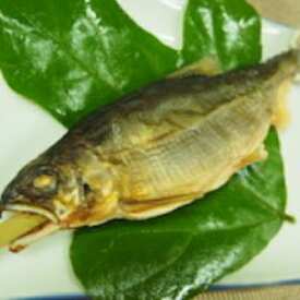 【ふるさと納税】Ess-12 【希少】子持ち鮎の塩焼きと焼鮎醤油のセット