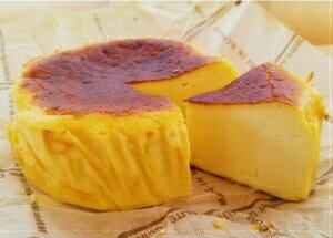 【ふるさと納税】Bmu-36バスクチーズケーキ〜四万十の米粉入り〜