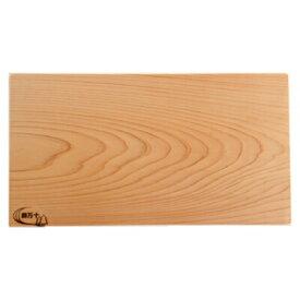 【ふるさと納税】Onm-02 安定感で調理が快適に!厚みのある四万十ヒノキのまな板