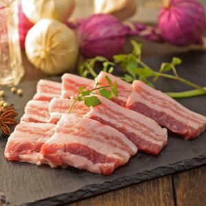 【ふるさと納税】大月町産ブランド豚!力豚 バラ(3.3kg)焼肉用