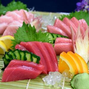 【ふるさと納税】最高級 大月産本マグロ食べ比べ(大トロ・中トロ・赤身)