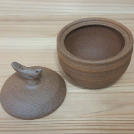 【ふるさと納税】[1081]日常屋の塩壷3種セット(クジラ・どんぐり・シロチドリ)