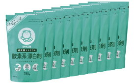 【ふるさと納税】シャボン玉酸素系漂白剤10個セット