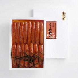 【ふるさと納税】KB03-R11 かば田 無着色昆布漬辛子めんたい(500g)◆