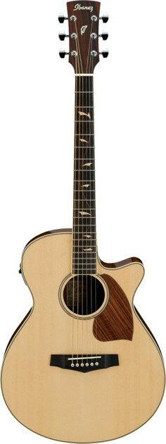 【ふるさと納税】Ibanez エレクトリック・アコースティックギター PC32CE-NT