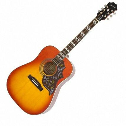 【ふるさと納税】Epiphone Hummingbird PRO エレアコギター
