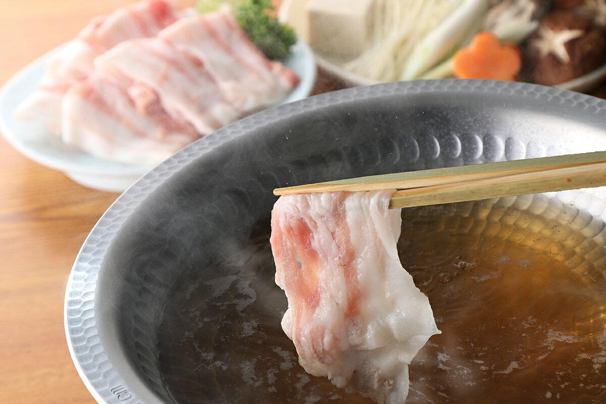 【ふるさと納税】九州産特選 豚バラしゃぶしゃぶ用ドカ盛 1kg