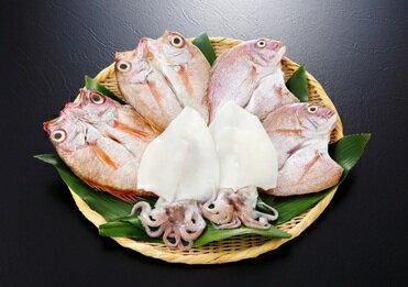【ふるさと納税】逸品 ふっくらジュ〜シ〜勝山商店の高級魚ノドグロ入り極上天日干し干物セット