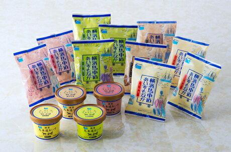【ふるさと納税】どこか懐かしいレトロな味わい〜横濱馬車道あいす&あいすもなか 14個