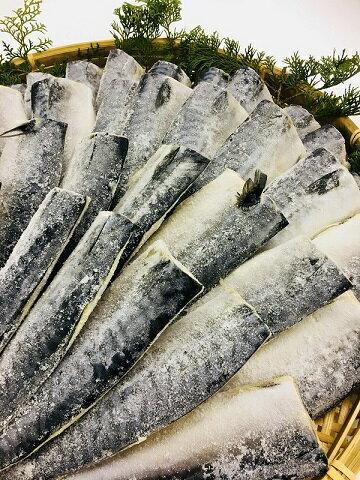 【ふるさと納税】ふっくらジューシー〜和食の定番!「塩サバ」てんこ盛り