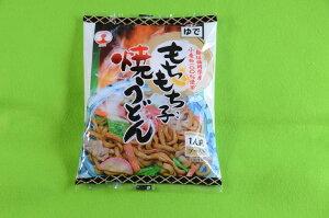 【ふるさと納税】[もちもちソフトな麺に甘辛ソース]もちもち子焼うどん(16食入)