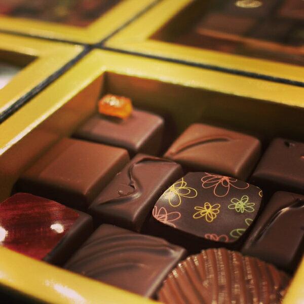 【ふるさと納税】オリジナル ボンボンショコラセットC チョコレート 詰め合わせ ギフト 高級 送料無料 洋菓子