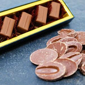 【ふるさと納税】オリジナルボンボンショコラ&フェーブショコラ(キャラメル)