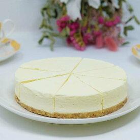 【ふるさと納税】手作りレアチーズケーキ【低糖質】