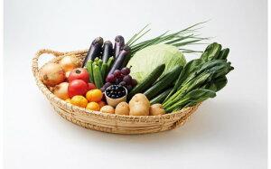 【ふるさと納税】M1105_【12〜14品】むなかた旬のお任せセット(野菜・フルーツ)