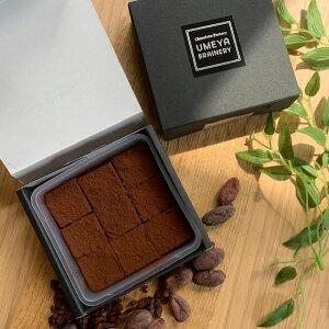 【ふるさと納税】KA0125_ココナッツ生チョコレート 2個セット