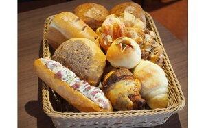 【ふるさと納税】KA0115_宗像産米粉使用!もちもち米粉パン10個