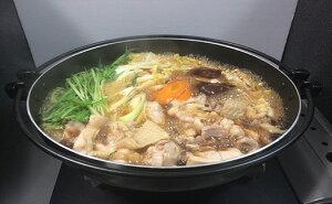 【ふるさと納税】はかた地鶏のすき鍋セット_KA0367 送料無料