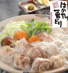 【ふるさと納税】KA0086_「はかた一番どり」水炊きセット「和(なごみ)」【2人前×2セット】