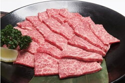 【博多和牛】あっさりしつつも深い味わいが特徴の上質な赤身のもも肉を焼肉用に