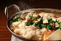 もつ鍋(醤油)